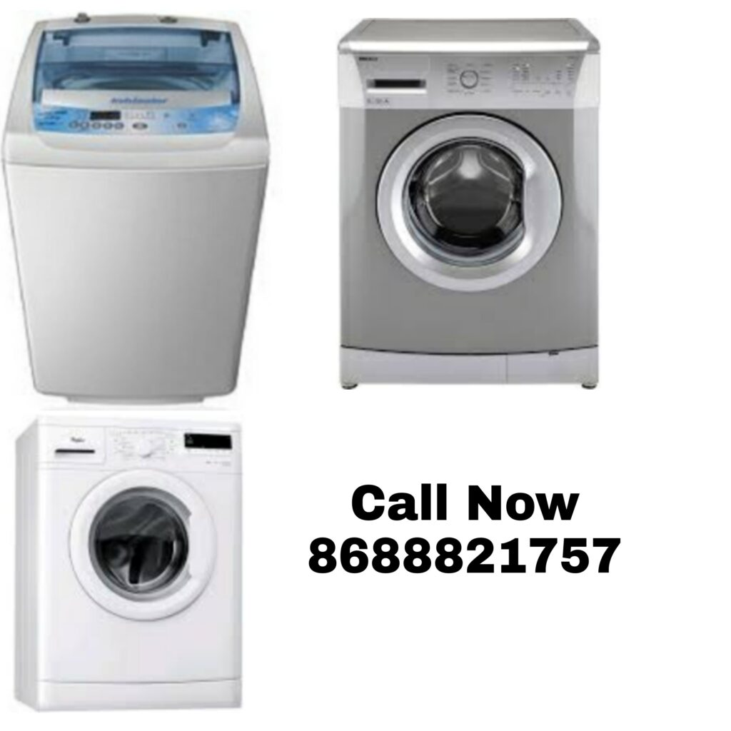 Whirlpool Washing Machine Service Center in Gachibowli