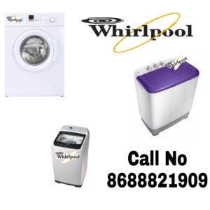 Whirlpool Washing Machine Repair Service in Kolkata