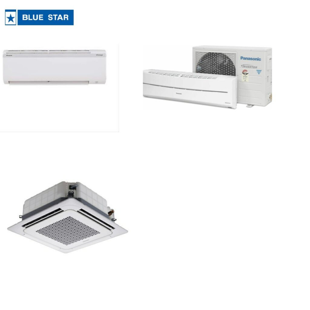 Blue Star Air Conditioner Repair Center in Kolkata