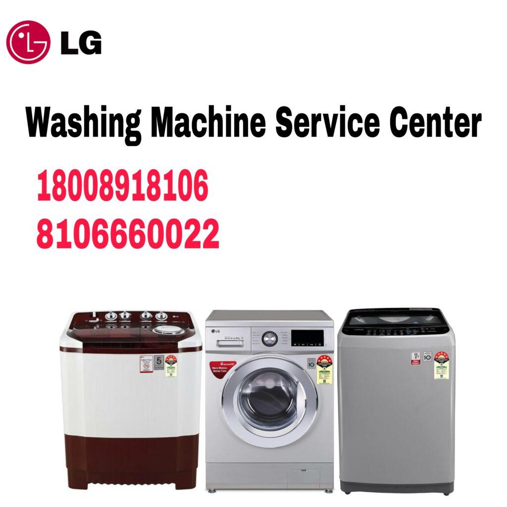 LG Washing Machine Repair Service in Mir Alam Mandi