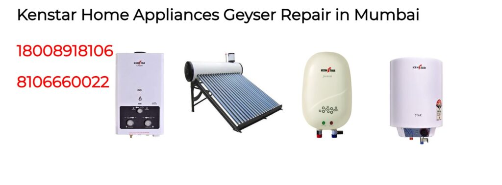 Crompton Geyser repair in Mumbai