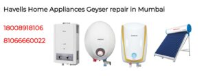 geyser repair service centre in Mumbai