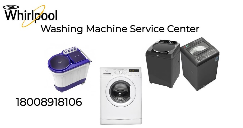 Whirlpool Washing Machine Service Center in Kondapur
