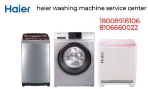 Haier Washing Machine Service Centre in Bangalore