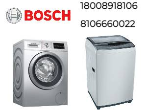 Bosch Washing Machine Service Centre in Bangalore