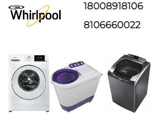 Whirlpool Washing Machine Service Centre in Bangalore